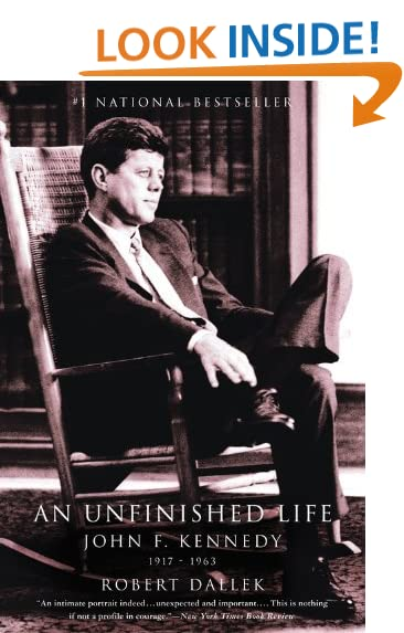 John F Kennedy Biography Amazon Com