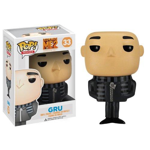 Funko 3369 - Figura GRU, Mi Villano Favorito (3369) - Figura Pop GRU 10
