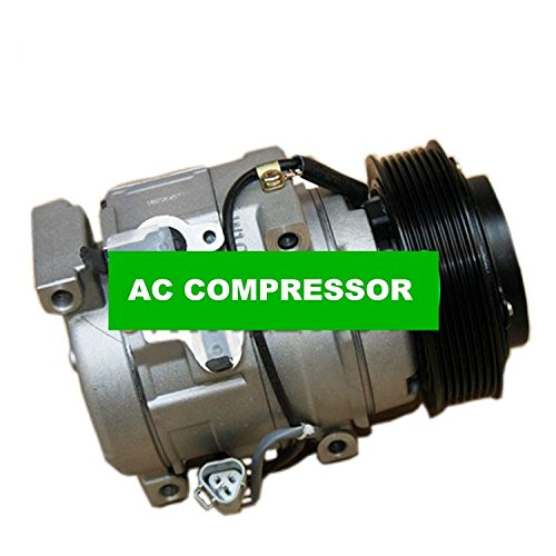 GOWE AC COMPRESSOR FOR CAR TOYOTA LANDCRUISER HIACE HILUX 88310-0K270 88310-25220 88310-6A141 88310-6A140 88320-35730 Review