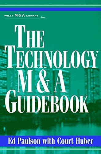 Download The Technology M&A Guidebook pdf epub