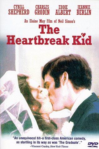 The Heartbreak Kid (1972 film) Amazoncom Heartbreak Kid Charles Grodin Cybill Shepherd Jeannie