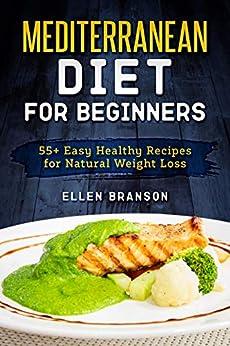 Mediterranean Diet For Beginners by Ellen Branson ebook deal