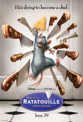 Image result for ratatouille poster