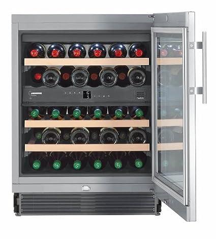 Liebher WTES 1672 Vinidor - Vinoteca r Wtes1672 Con Capacidad Para ...