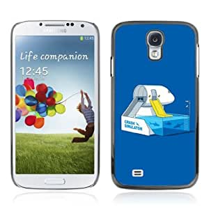Designer Depo Hard Protection Case for Samsung Galaxy S4 / Shark Tank