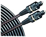 Monster ILS100-1M LightSpeed High Performance Toslink Fiber Optic Audio Cable (1 meter) (Discontinued by Manufacturer)