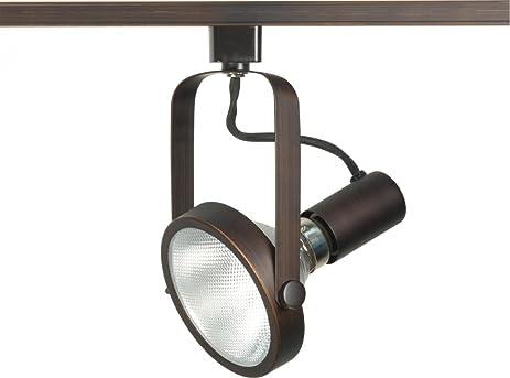 nuvo lighting th349 gimbal ring track lighting heads amazon com