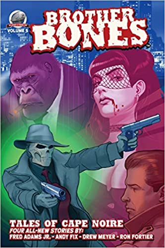 Brother Bones: Tales of Cape Noire: 5: Amazon.es: Fortier ...