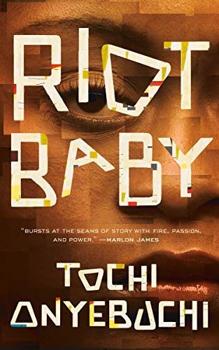Book Cover: Riot Baby