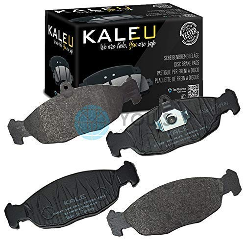 Kale 1605087 Front Axle Set of Brake Pads Brake Pads: