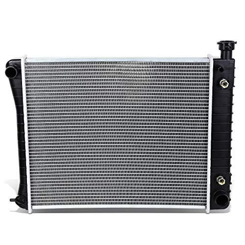 DNA Motoring OEM-RA-0434 434 Aluminum Radiator [For 88-95 Chevy GMC C/K Pickup/Suburban AT]