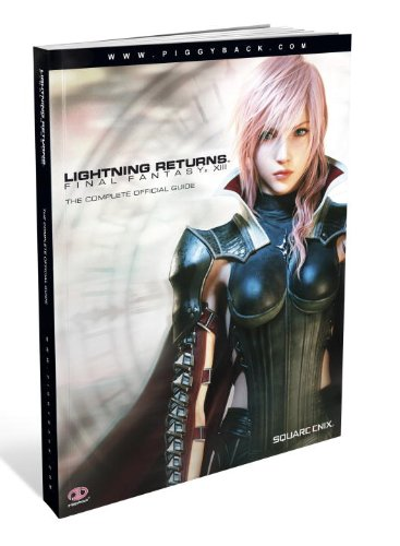 Price comparison product image Lightning Returns: Final Fantasy XIII: The Complete Official Guide