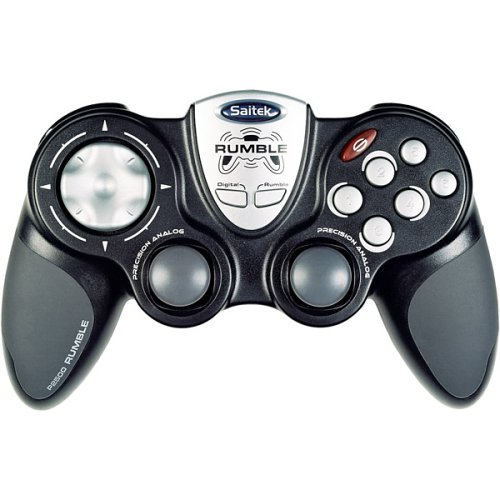 Saitek P2500 Rumble Force PC Game Pad