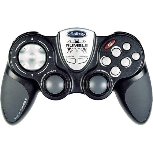 (Saitek P2500 Rumble Force PC Game Pad)