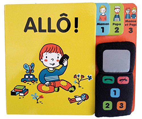 Read Online Allo (Tb.Livres Objet) (French Edition) ebook