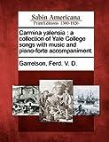 Carmina Yalensi, , 1275663613