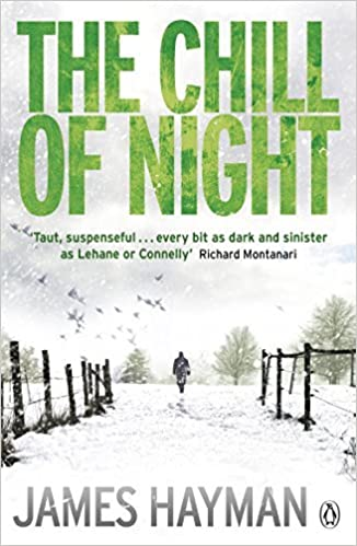 Book The Chill of Night by James Hayman (2012-03-29)