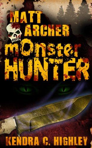 Matt Archer Monster Hunter ebook product image