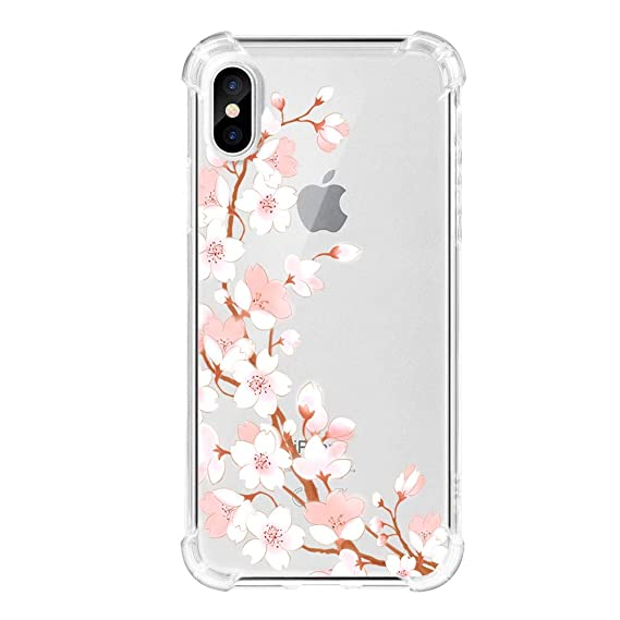 iphone xs floral case
