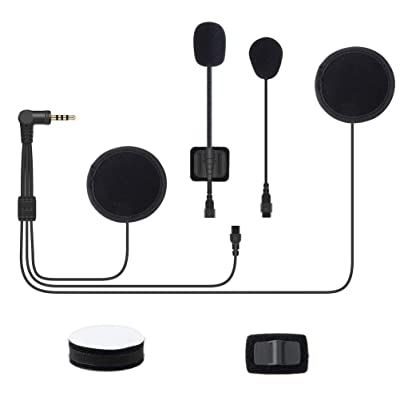 LEXIN Speaker Audio Sets for LX-FT4 Motorcycle Bluetooth Headset: Home Audio & Theater