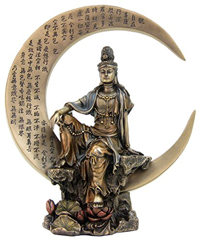 Top Collection Crescent Buddhist Compassion
