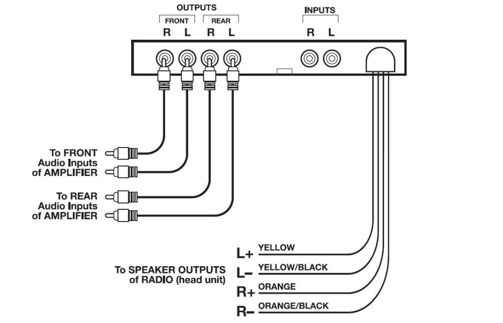 home stereo speaker wiring diagrams images wiring diagram in boss amplifier wiring diagram on