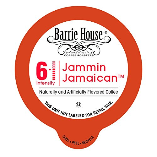 Barrie House Single Capsules Jamaican