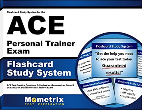 Flashcard Study System for the ACE Personal Trainer Exam: ACE Test ...