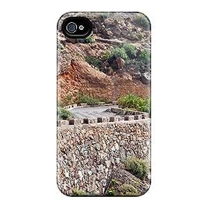 Apple Iphone 4/4s Fkl2343Ckam Customized Beautiful Omega Lpa Pattern Shock-Absorbing Hard Cell-phone Case -customcases88