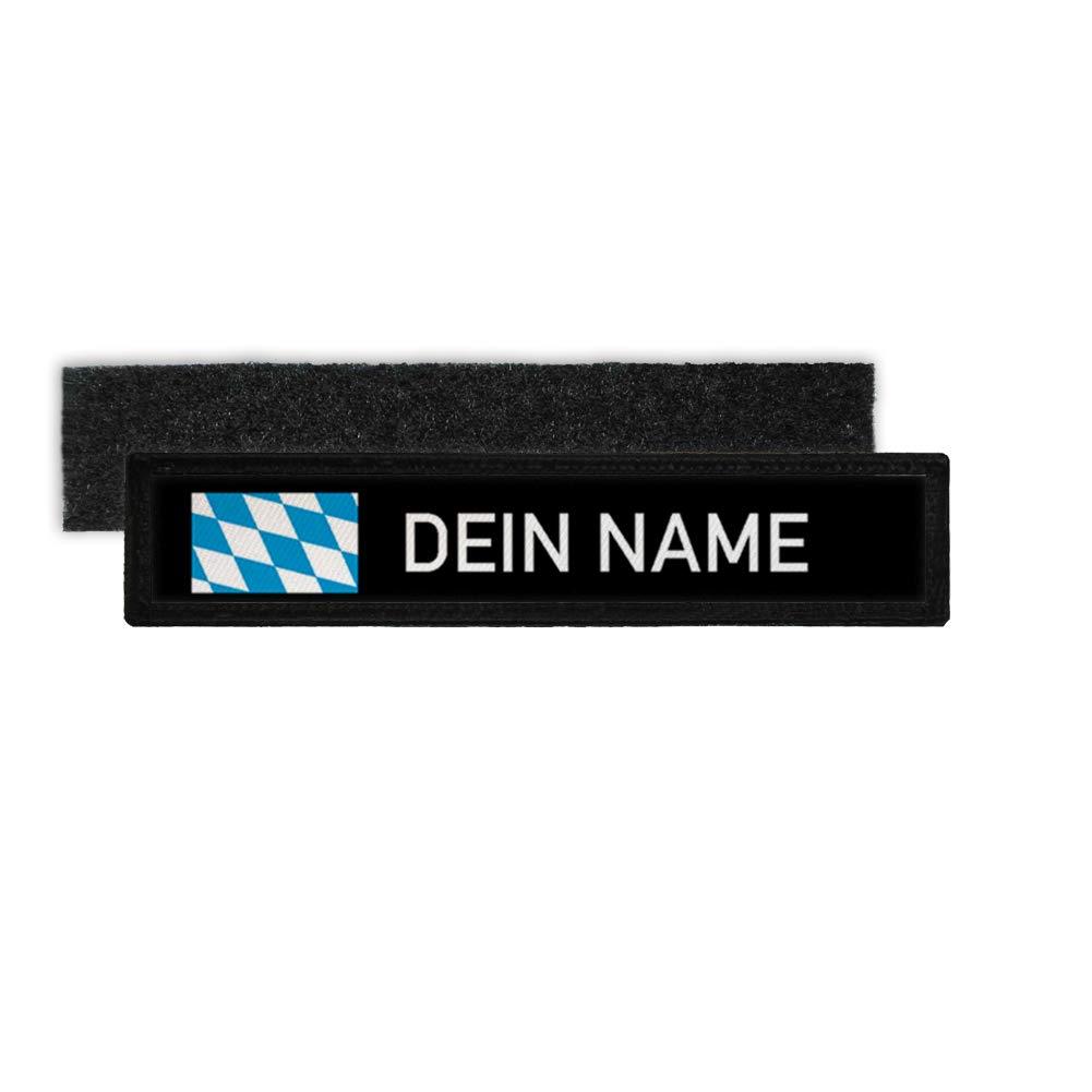 Copytec Namenschild Bayern Dein Name Deutschland Freistaat Oktoberfest #26148