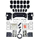 Performance Accessories, Nissan Titan Gas 2WD and 4WD 3'' Body Lift Kit, fits 2004 to 2009, PA40053, Made in America