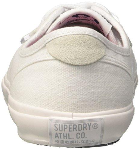 Superdry Lave Pro Sneaker Sko Hvit