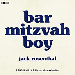 Bar Mitzvah Boy Audiobook