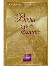 La Biblia de Las Americas Biblia de Estudio