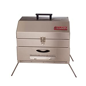 Hasty-Bake 369 Portable Stainless Steel Charcoal Grill