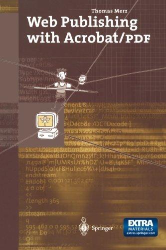 Web Publishing with Acrobat/PDF