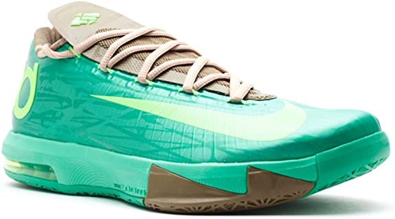 special sales attractive price various design Nike KD VI Chaussures de Basket-Ball Chine Edition Bambou 599424 ...