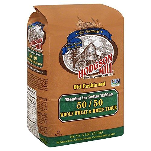 Hodgson Mill Flour Wheat 50 50