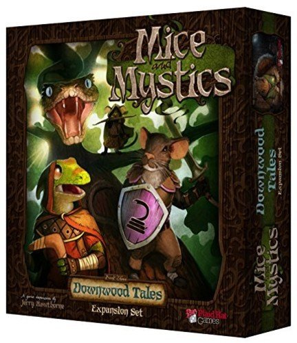 Mice and Mystics: Downwood Tales Expansion by Plaid Hat Games