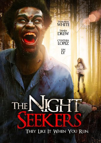 DVD : Kristin Lorenz - The Night Seekers (DVD)