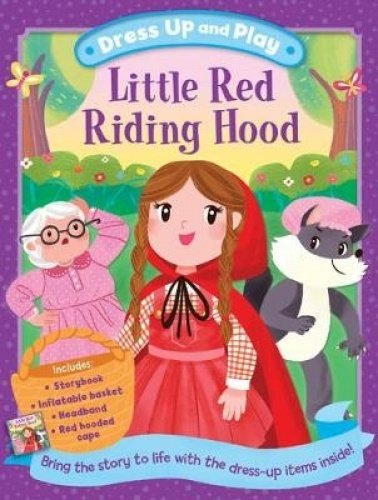 Dress Up and Play: Little Red Riding -