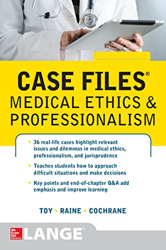 Case Files Medical Ethics and Professionalism Pdf