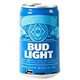 Bud Light Bluetooth Can Speaker- Wireless Audio Sound Stereo Beer Can, Bluetooth Bud Light music player ( Bud Light Blue)