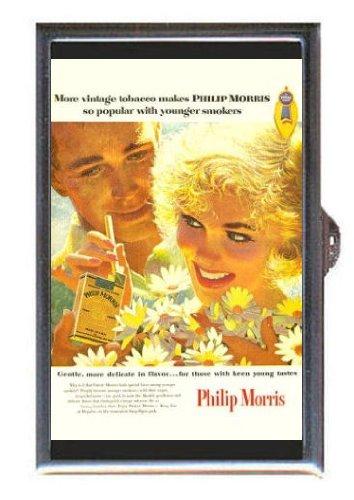 philip-morris-young-couple-smoking-vintage-ad-guitar-pick-or-pill-box-usa-made