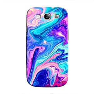 Cover it up Psydelic Dreams Samsung Galaxy S3 Hard Case - Blue