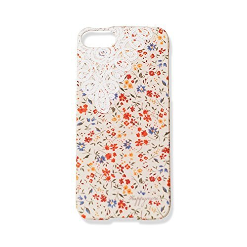 [Happymori] In hands case_One Piece Case Blossom Phone Carrying Case for iPhone 5 / Galaxy S4 / Galaxy Note 3 (2 Colors) (Iphone 5 Happymori)