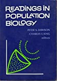 Readings in Population Biology, Peter S. Dawson and Charles E. King, 0137594151