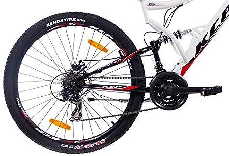 Bicicleta de montaña unisex con 21 marchas Shimano TX, 27,5 ...