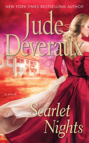 book cover of Scarlet Nights