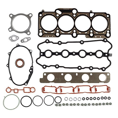 PartsSquare Cylinder Head Gasket Set CPW2791 For 2005-2008 Audi A4 Volkswagen Passat Jetta 2.0L (Volkswagen Cylinder Head Gasket)